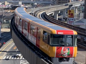 カープ電車2020アストラムライン正面①