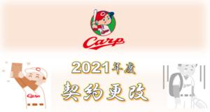 契約更改2021年度のヘッダー画像